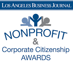 Los Angeles Business Journal Nonprofit and Corporate Citizenship Awards logo
