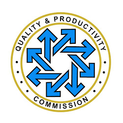 LA County Quality and Productivity Commission Logo