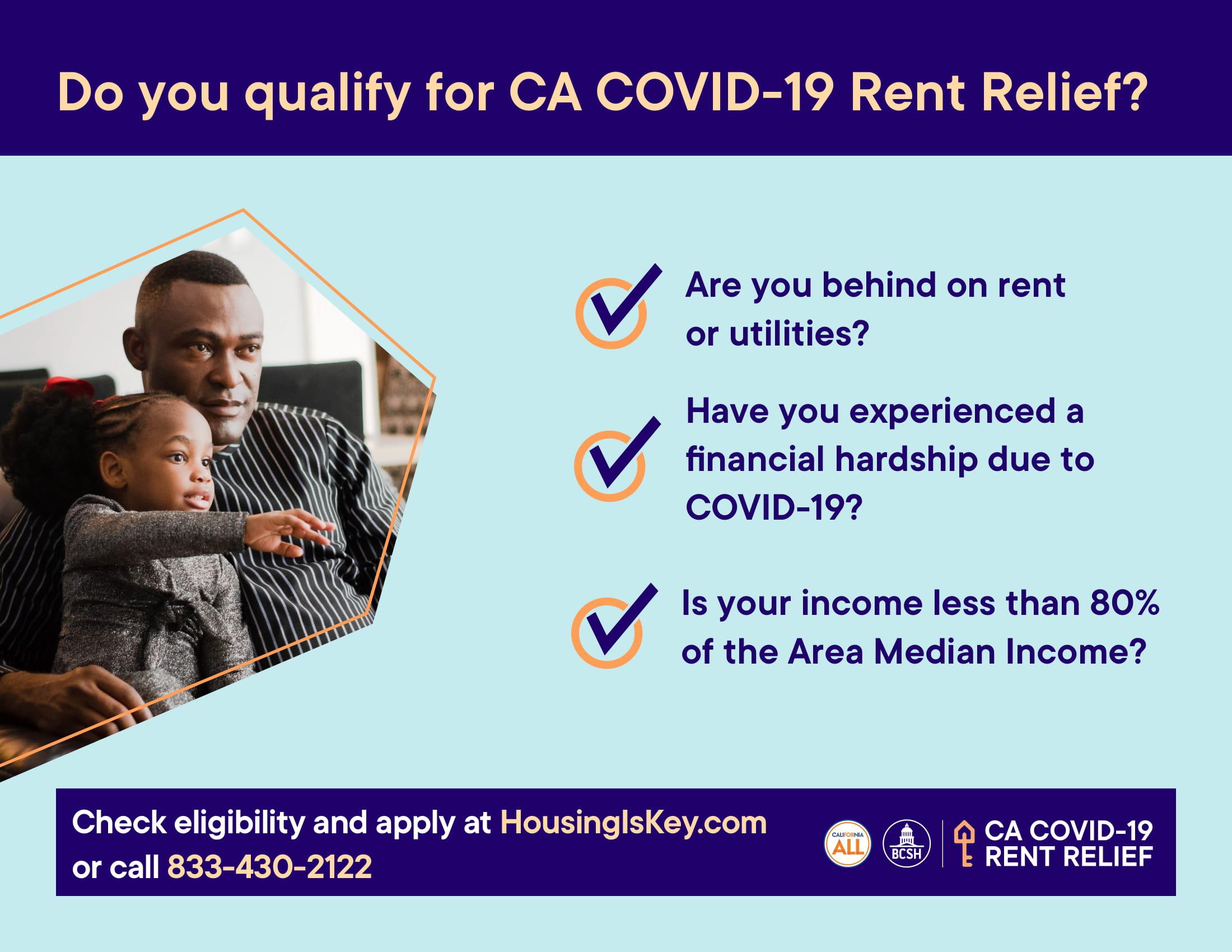 La County Covid 19 Rent Relief 211la