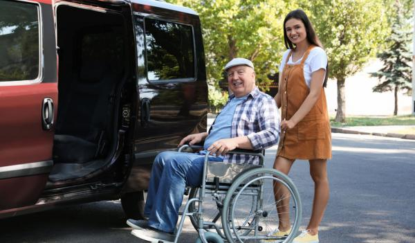 Transit for Seniors and People with Disabilites